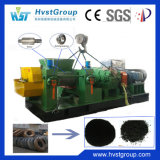 Neumático inútil automático de China de la trituradora de goma que recicla la máquina para la venta