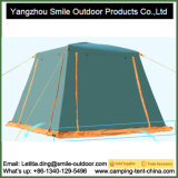 Tente extérieure résistante d'Autohome 6-Person de toit de double vent de ménage
