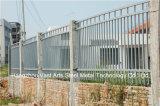 Haohan는 간단한 고전적인 산업 주거 직류 전기를 통한 강철 담 64를 주문을 받아서 만들었다