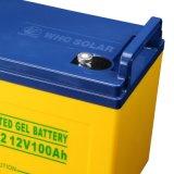 Whc la célula solar de batería de plomo sin necesidad de mantenimiento de UPS