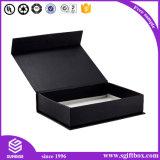 Boîte-cadeau de empaquetage de Perper de noeud de proue de vêtement de luxe magnétique