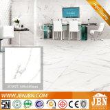 4 in 1 Fußboden-Porzellan-Fliese Carrara-weißer Matt (JC6927)