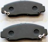 Garniture de freinage stable de Sipautec et tranquille Inférieur-Métallique de frein à disque (D1334)