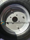 5.00-10/500-10 기계를 위한 압축 공기를 넣은 고무 바퀴