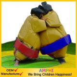 Vestiti di Sumo riempiti gomma piuma personalizzati modo, vestito lottare di Sumo