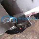 JIS G3461 STB410 que lamina Bolier e a tubulação de aço da pressão