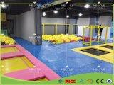 Entwurfs-grossen Trampoline-Park mit Schaumgummi-Vertiefung für Hochsprung-Unterhaltung freigeben