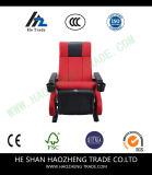 Мебель тканей стула театра Hztc004 общественная