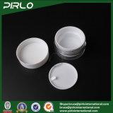 [30غ] بلاستيك/جدار أكريليكيّ مزدوجة مرطبان بيضاء, [رووند شب] مستحضر تجميل وعاء صندوق, يخلو قشرة