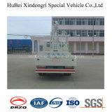 Dongfeng 14mのオーバーヘッド空気のプラットホームのトラック