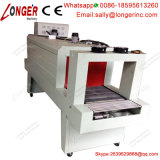 Macchina automatica commerciale di imballaggio con involucro termocontrattile di calore