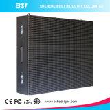 Kundenspezifischer Flughafen P5 farbenreicher LED-Innenbildschirm 1r1g1b, hohe Auflösung