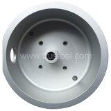 Fresagem de alta precisão Peça de usinagem de alumínio Peças CNC