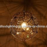 Quente! Iluminação inoxidável moderna do Web gravura em àgua forte de Tom Dixon da decoração da cor 2017 de cobre
