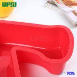 BPA anti-caloriques libèrent le moulage/moulage non-toxiques de crêpe de silicones pour le schéma 7 d'usager