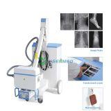 3.5kw/5.0kw移動式X光線の単位、病院のレントゲン撮影機のポータブルのX線