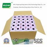 3 Falte NCR-Papier-Rolle für Punktematrix-Empfangs-Drucker