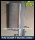 Gesinterd Sainless Staal 304 de Filter van de Cilinder van het Netwerk van de Draad