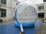 Fábrica humana inflável do globo da neve do tamanho da decoração do Natal direta