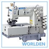 [ود-1508ب] [فلت بد] ضعف [شين ستيتش] آلة مع أفقيّة [لووبر] حركة آلية