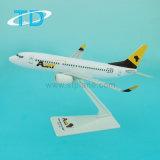 Modelo plástico del aeroplano de las reproducciones de la librea 1/200 el 16cm de B737-700 Asky