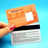 Laser 번호찍기 13.56MHz MIFARE 고전적인 1k 지능적인 RFID 호텔 카드
