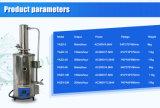 Distillateur de distillation de l'eau de laboratoire d'acier inoxydable d'appareillage de l'eau électrique