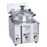 Mdxz-16 industrielle tiefe Bratpfanne, Broaster Druck-Bratpfanne
