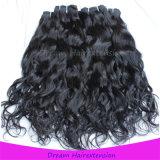 Волосы естественной волны волос Remy девственницы камбоджийца 100% естественные