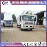 4X2 180HP Hochdruckreinigung und Kehrmaschine-LKW für Verkauf