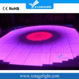 O diodo emissor de luz barato do branco ilumina acima Dance Floor novo para a venda