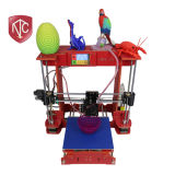 Stampanti professionisti del tavolo 3D di Tnice con il blocco per grafici colorato acrilico