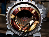 Электрический двигатель AC трехфазной индукции 380V серии y внешний