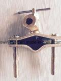Valvola di spillatura della sella d'ottone di buona qualità