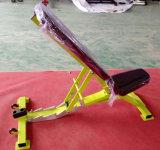 Strumentazione di forma fisica di concentrazione del martello/pressa Iso-Laterale del piedino (SF1-1023)