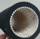 Desgaste negro - manguito de goma alineado de cerámica resistente