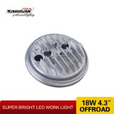 "Machine Work Light 5 "" 18W CREE Offroad Agriculture Auto Headlight"