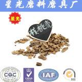 Abschleifendes Poliermaterial, gutes Walnuss-Shell für Sandstrahlen (XG-A-49-1)