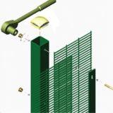 L'alta barriera di sicurezza/Anti-Arrampica e Anti-Tagliato la rete fissa della rete fissa 358