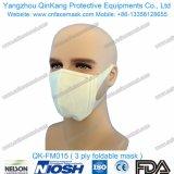 Earloop 1つの層白書のマスクのマスクの使い捨て用品Qk-FM011