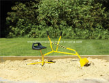 Sand, Dirt, 또는 Snow를 위한 파는 Scooper Sandbox Toy Excavator