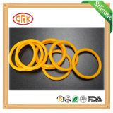 Anel-O colorido da resistência de petróleo do silicone FDA