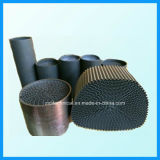 디젤 엔진 일반적인 기계장치를 위한 벌집 금속에 의하여 결합되는 촉매 컨버터