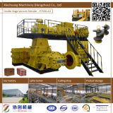 一等級Jy75diiの土の煉瓦機械