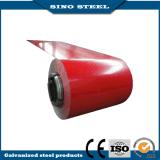 Покрасьте катушку покрытия Hot-DIP Prepainted стальную с покрытием цвета