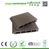 Interlock Deck Wall Cladding WPC Composite Wall Panels