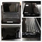 Varredor pequeno do ultra-som do portátil do LCD para a emergência