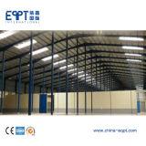 Lager-und Fabrik-Stahlkonstruktion