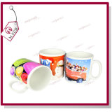 tasses blanches de la sublimation 11oz par Mejorsub