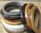 Bande différente de bordure foncée de PVC de couleur de qualité